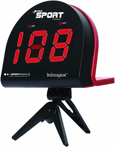 cómodamente ItsImagical ItsImagical ItsImagical Radar de Velocidad para Hacer Deporte Imaginarium 87398  precio mas barato