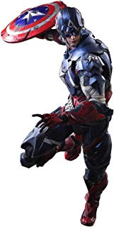 Square Enix Marvel Universe Variant: Play Arts Kai Captain America
