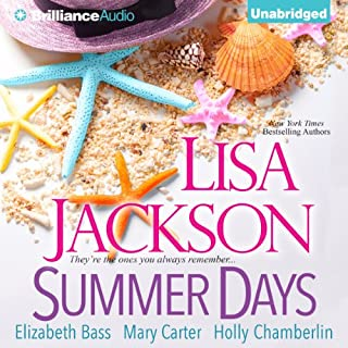 Summer Days audiobook cover art
