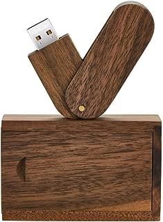 GARRULAX USB Flash Drive, Wooden 8GB / 16GB / 32GB USB2.0 USB Memory Stick Date Storage Pendrive Thumb Drive