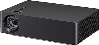 【Amazon.co.jp 限定】LG 4K LEDプロジェクター (4K/1,500lm/HDR対応/Bluetooth対応/約3.2kg/webOS(Netflix,Prime Video等対応)/寿命約30,000時間) HU70LSB