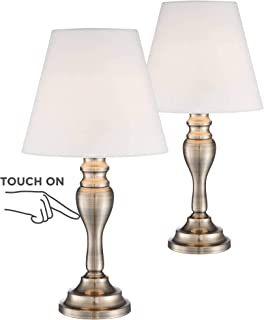 Traditional Accent Table Lamps 19 1/4