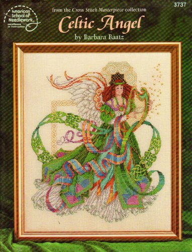 Celtic Angel ASN #3737 (Cross Stitch Masterpiece Collection, #3737)