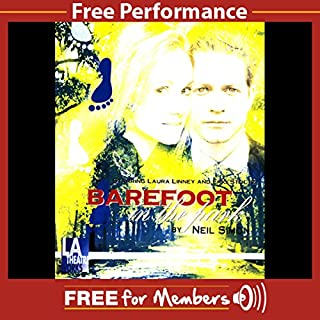 Barefoot in the Park (Dramatized) audiobook cover art