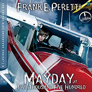 Mayday at Two Thousand Five Hundred audiobook cover art