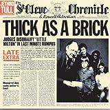 Thick As A Brick [Vinilo]
