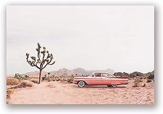 B /& W Vintage Car Decorative Poster.Home wall art.Wall Interior Design 2526