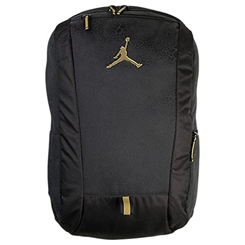 f0e60766e0 Jordan Youth Boys Cat Backpack Black Gold