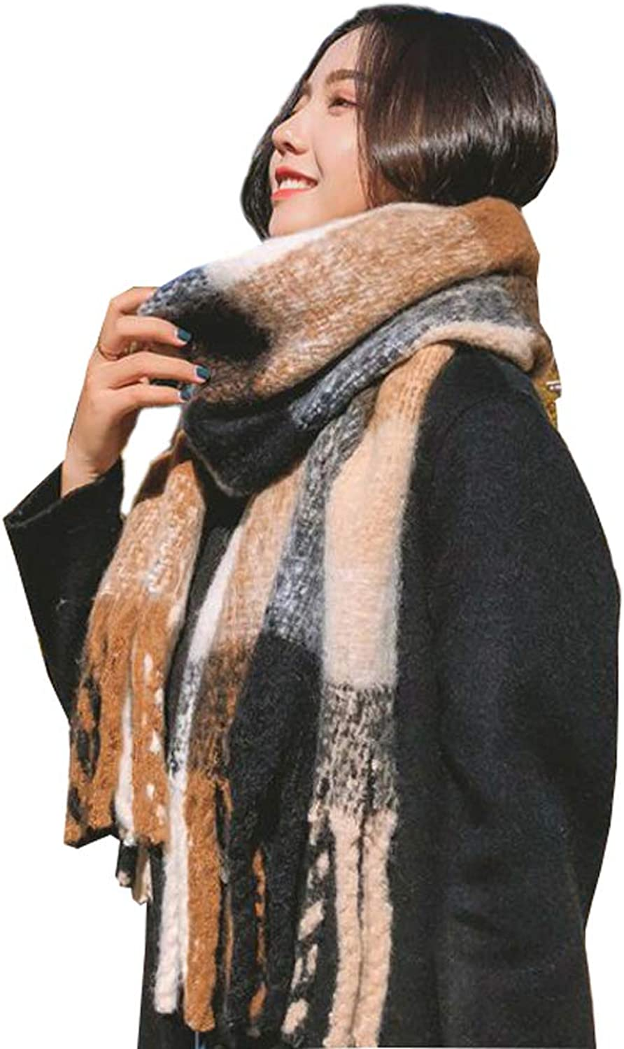 Scarf for Women, Large Soft Winter Shawls and Wraps 82.6 X19.6 Inch, Ideal (color   2)