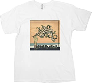 beidiyinger Arcade Fire Funeral Album Cover T Shirts for Mens