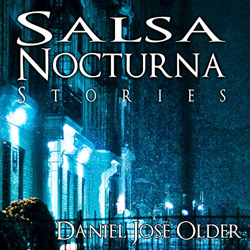Couverture de Salsa Nocturna: Stories