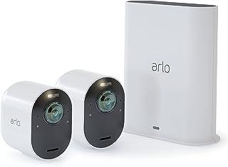 Arlo Ultra V2 2 Camera System(White)