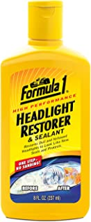 Formula 1 615874 Headlight Restorer and Sealant