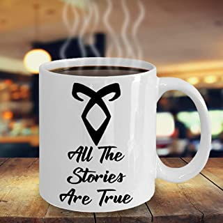 whitexzzx Angelic Power Rune - Shadowhunters - All The Stories are True - The Mortal Instruments