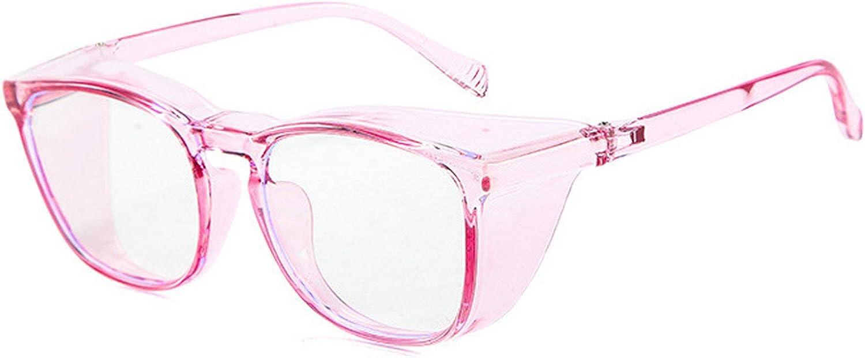 Protective Eyewear Safety Goggles Clear Anti-fog/Anti-Scratch Sa