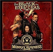 Monkey Business by Black Eyed Peas (2005) Audio CD