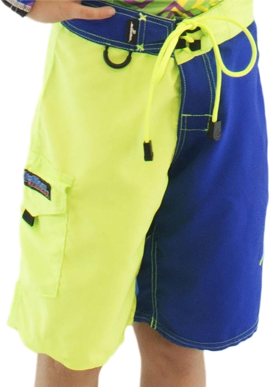 Jettribe Kids Two Tone Boardshorts Swimwear PWC Apparel
