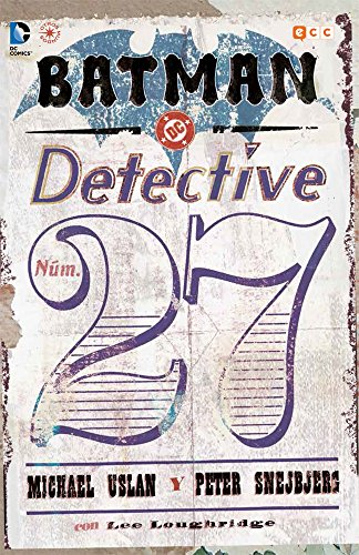 Batman: Detective Núm. 27