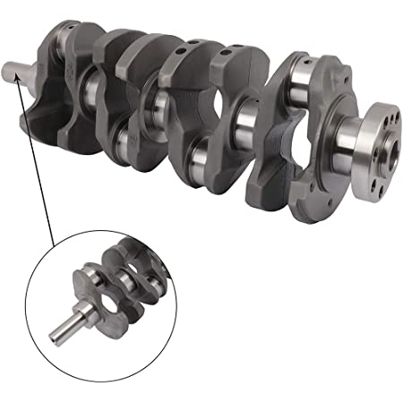 High Performance Engine Crankshaft Compatible with 1984-1995 Toy-ota Pick Up 4Runner Celica Corona 22R 22RE 2.2L 2.4L 13711-35050