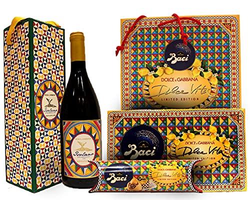 ENOTECA BOCCI | Dolce & Gabbana White Food Box | idea regalo |...