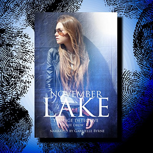 Couverture de November Lake: Teenage Detective