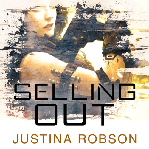 Selling Out audiobook cover art