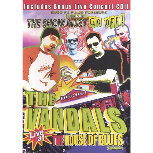 Vandals - Live At House Of Blues (dvd+cd)