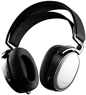 SteelSeries Arctis 7 - Lossless Wireless Gaming Headset with DTS Headphone:X v2.0 Surround - For PC and PlayStation 4...