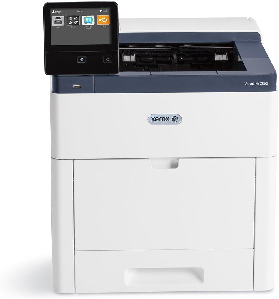 Xerox VersaLink C500/DN Color Printer, Amazon Dash Replenishment Ready