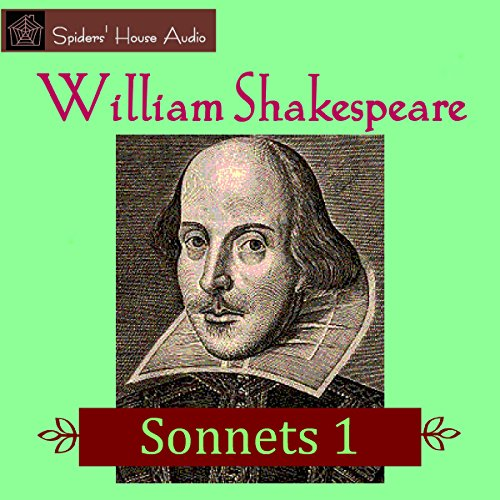 William Shakespeare - Sonnets cover art