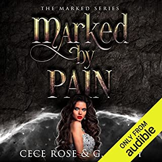 Page de couverture de Marked by Pain