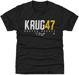 500 LEVEL Torey Krug Boston Hockey Kids Shirt - Torey Krug Krug47