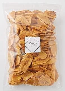 ドライフルーツ ローストバナナチップス 400g ココナッツオイル仕上げ【築地鳩屋】食べる宝石シリーズ