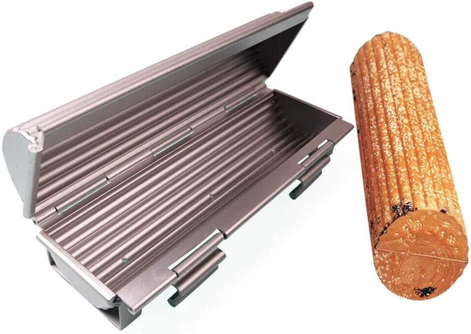 DNESTUS Popular brand in the world French Round Loaf OFFicial Pan Shape Toast Pul Bread Mold Box