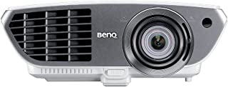 BenQ DLP HD 1080p Projector (HT4050) - 3D Home Theater Projector with RGBRGB Color Wheel, Rec. 709 Color and Advanced Imag...