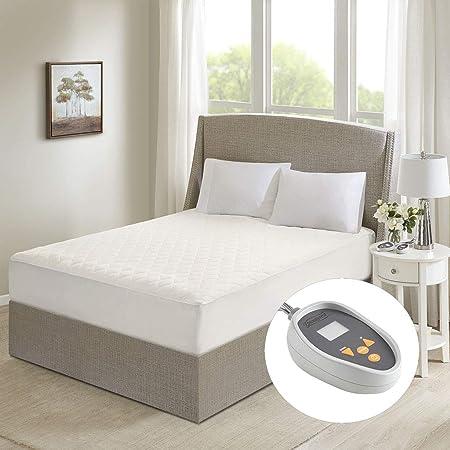 Select Size Micro Flannel Heat Reflecting Mattress Pad