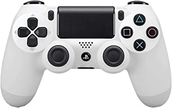 Sony PlayStation DualShock 4 [White Wireless Controller]