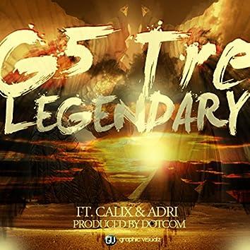 Legendary (feat. Calix & Adri)
