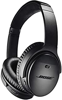 Bose QuietComfort 35 (Series II) Wireless Headphones, Noise Cancelling, with Alexa voice control – Limited Edition Triple ...