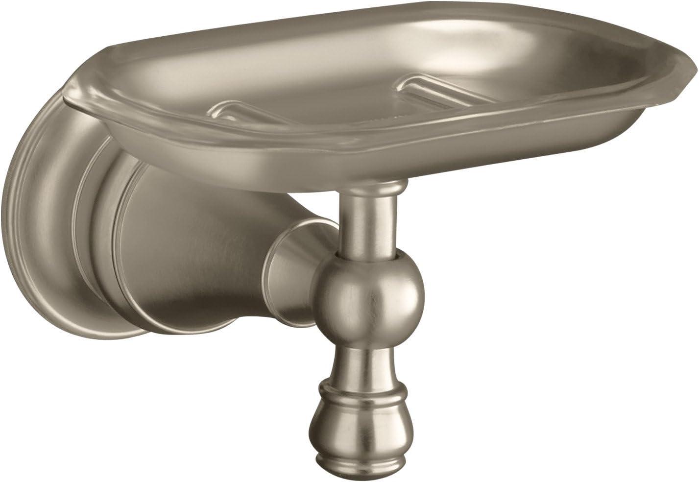 Wholesale KOHLER K-16142-BV Revival Soap Bronze Brushed Dish Vibrant Financial sales sale