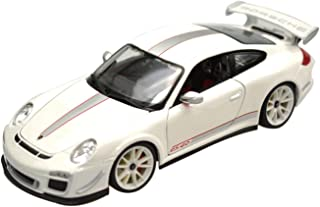 First Arrow Vicky 1:18 Series Porsche GT3 RS4.0 White 200-578