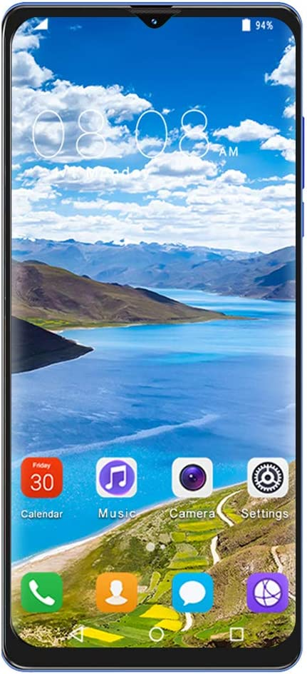 CiCiglow Finally resale start Unlocked Cell Portland Mall Phones Screen-Dual Full Ultra-Thin 6.7In