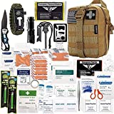 Best Aid Kits - EVERLIT 250 Pieces Survival First Aid Kit IFAK Review