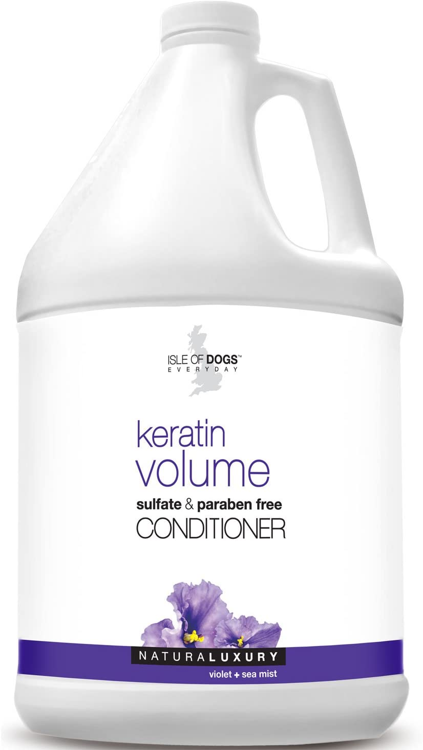 Isle San Diego Mall of Max 57% OFF Dogs Keratin Volume 128 Conditioner Fluid Ounce