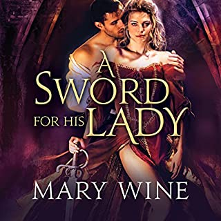 A Sword for His Lady audiobook cover art