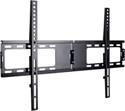 CNYF STA019-L Fixed TV Wall Mount Bracket for Most of 37-70 Inches TVs with VESA 200x100 to 600x400mm and Loading Capacity 143 lbs