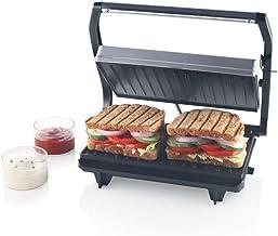 Borosil Prime Grill Sandwich Maker (Grey)