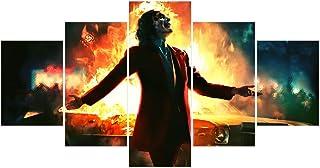 Jackethings Joker Poster Joker 2019 Unframed Poster for Modern Bedroom Wall Decoration