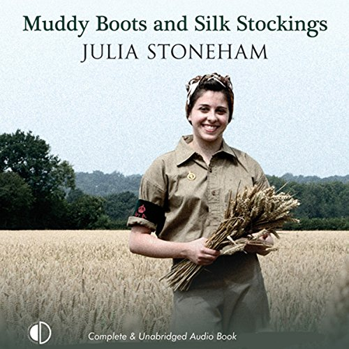 Muddy Boots and Silk Stockings audiobook cover art