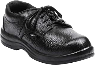 Polo Black Safety Shoes With Steel Toe (9)